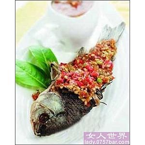 赤小豆炖鲤鱼