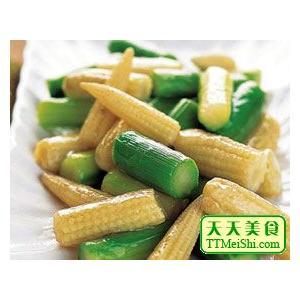 清煨玉米笋