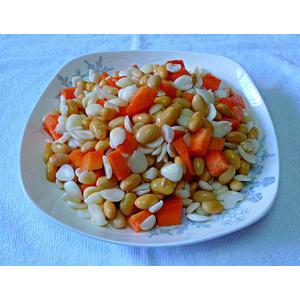 胡萝卜拌螺丁