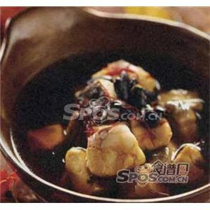 鲇鱼炖黑豆