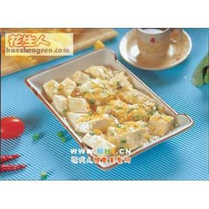 麻婆海米豆腐