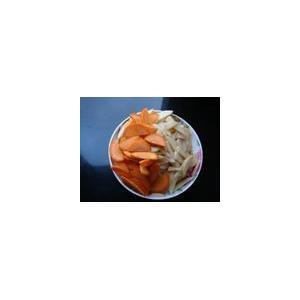土豆胡萝卜片