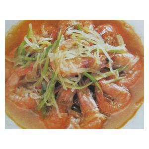 萝卜丝炖青虾