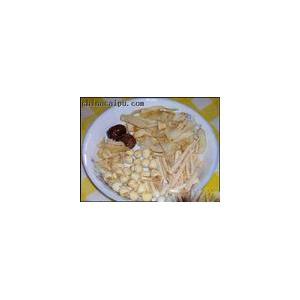 玉竹莲子瘦肉汤