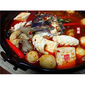 草菇烩桔瓣鱼圆