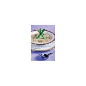奶油蛋黄汤