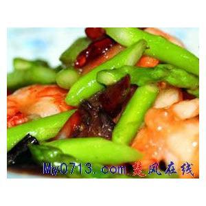 鲜蘑鸳鸯菜花