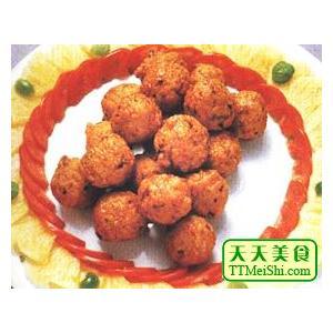 炸虾肉腐皮卷