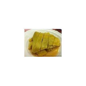 砂锅鸡皮卷