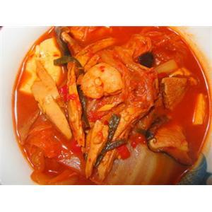 鸡火白菜汤