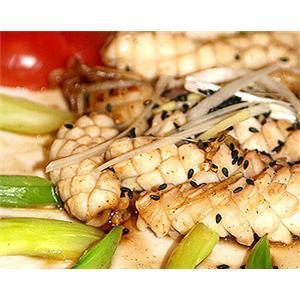 麦穗鱿鱼卷
