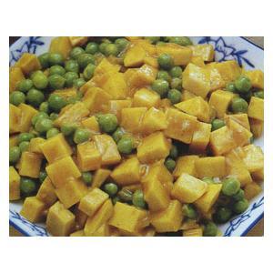 咖喱魔芋豌豆
