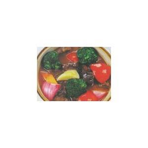番茄牛尾素菜汤
