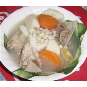 薏米老黄瓜炖排骨