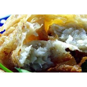 腐皮黄鱼包
