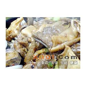 海蜇炖猪肺