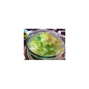 开水白菜汤