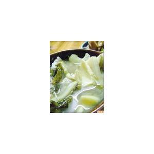 雪菜黄鱼汤