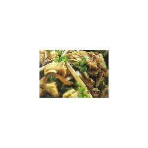 北菇蔬菜扒鸭掌