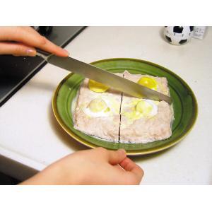 浇汁咸蛋肉饼