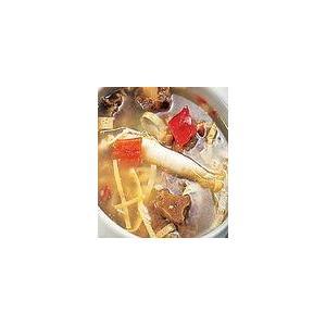 沙锅炖牛羊肉