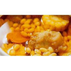 马蹄海带粟米须汤