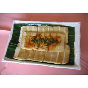 鱼茸蒸豆腐