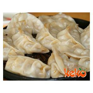 鲜肉灌汤蒸饺