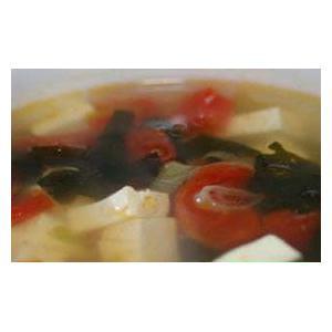 虾干萝卜丝汤