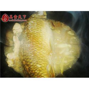 姜葱焖鲤鱼