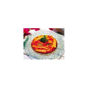茄汁菠萝茭白