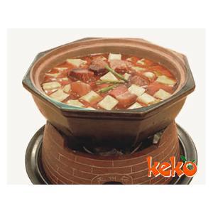 豆腐炖猪蹄