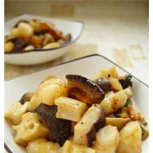 海参虾肉汤