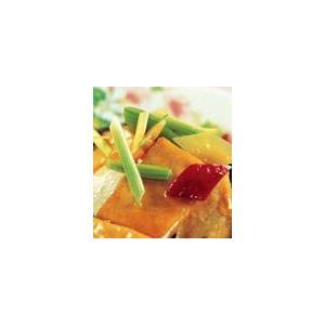 辣烧豆腐饼