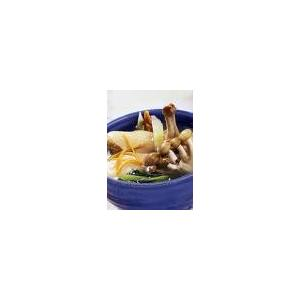 砂锅炖鸭(一)