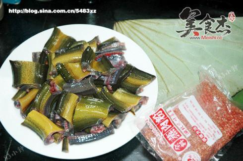 荷香粉蒸鳝片