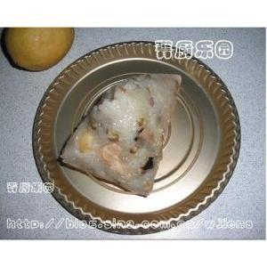莲子什锦粽子