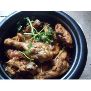 电饭锅美味鸡