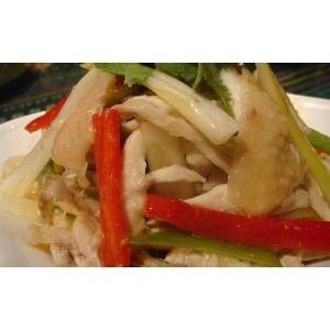 新疆风干椒麻鸡