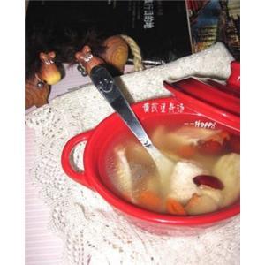 黄芪里脊汤