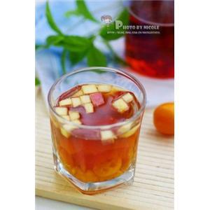 简易水果红茶