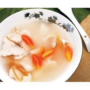 解毒明目-凉瓜苹果蜜枣汤