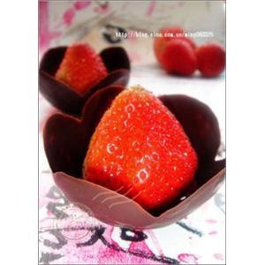 巧克力水果盏