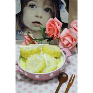 奶香黄油玉米