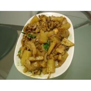 澳门美食---葡国鸡(奶香版)