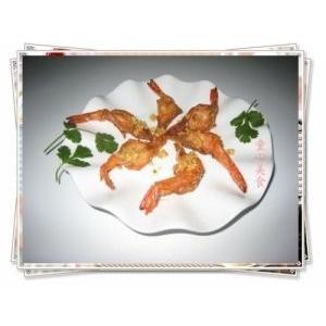 蒜香海虾——看亚运.学粤菜