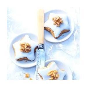 加州核桃星形小甜饼