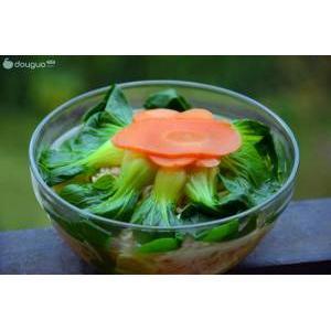 平平淡淡才是真----清汤蔬菜面