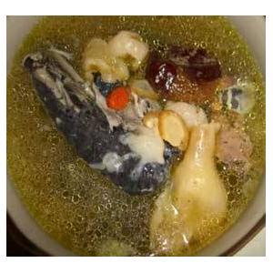莲藕陈皮乳鸽汤