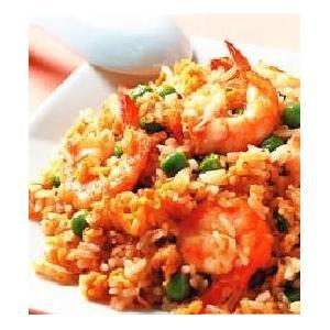 泰式虾仁炒饭